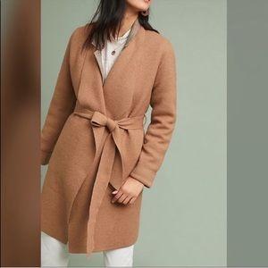 RARE NWT Anthropologie - Moth May Ella coat jacket